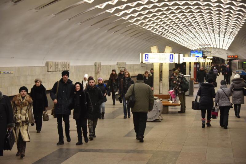 Столичный метрополитен обзавелся официальным мобильным приложением