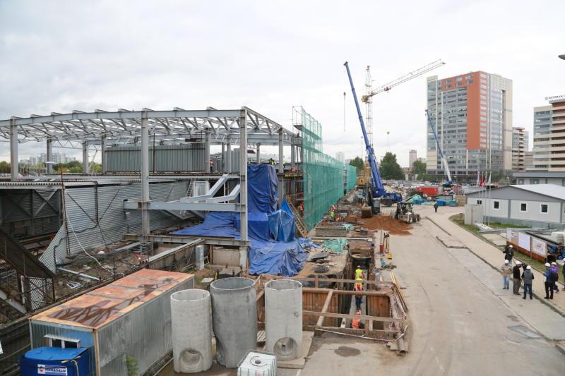 Около 170 тысяч квадратных метров построек индивидуального жилого строительства появилось в Новой Москве с января 2018 года
