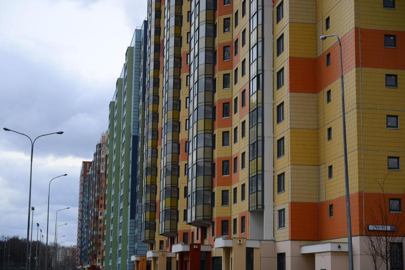 Жилой дом на 1134 квартиры построят в Новой Москве