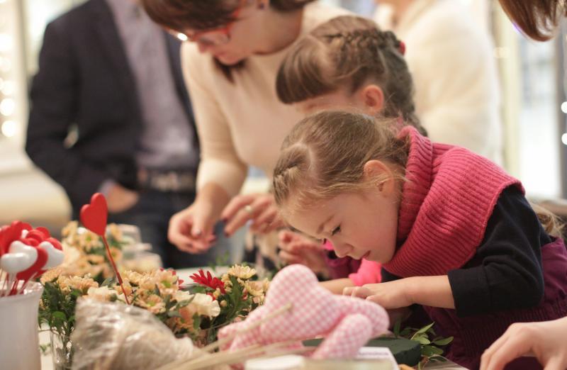Кружки рукоделия и творческие мастер-классы: как жители Новой Москвы проведут выходные