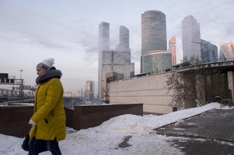 Морозы возвращаются в столичный регион