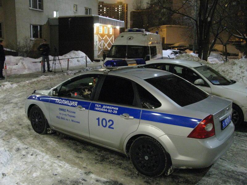 Мужчина устроил драку со стрельбой на юго-востоке Москвы