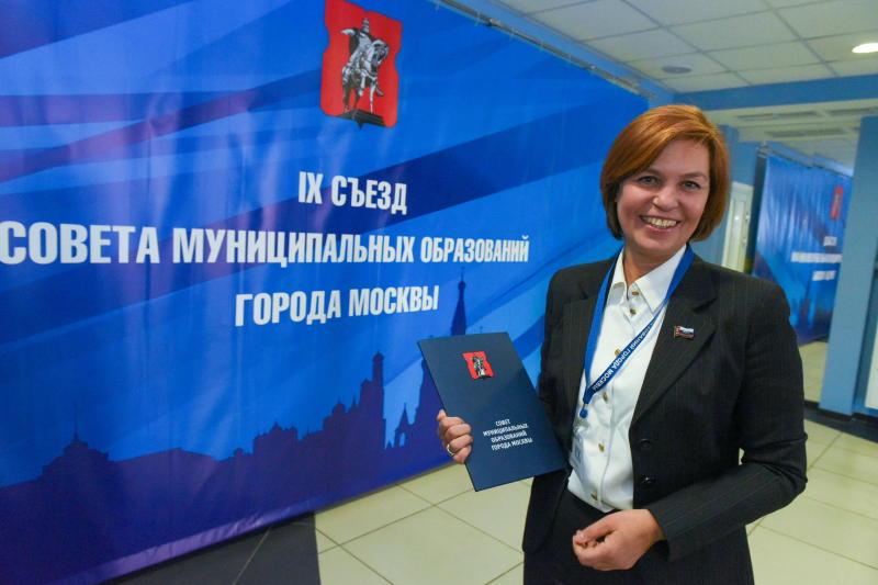 Итоги работ за 2015-2016 годы подвел Совет муниципальных образования столицы