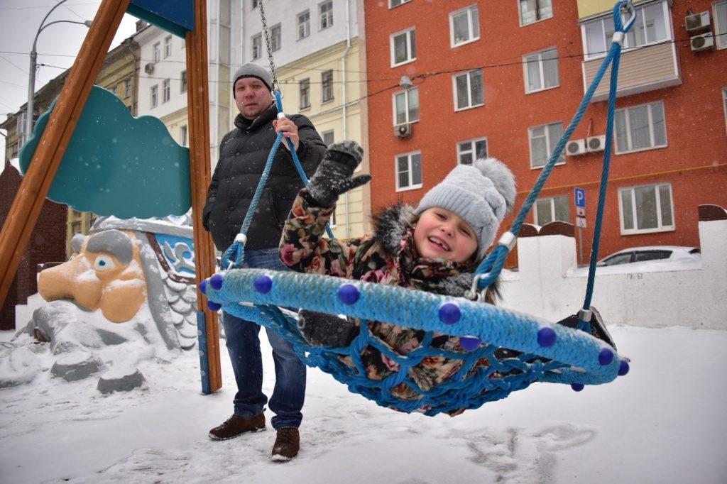 Оздоровительный парк построят в поселении Внуковское