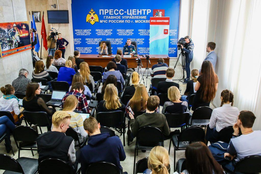 Прямой диалог с юными корреспондентами