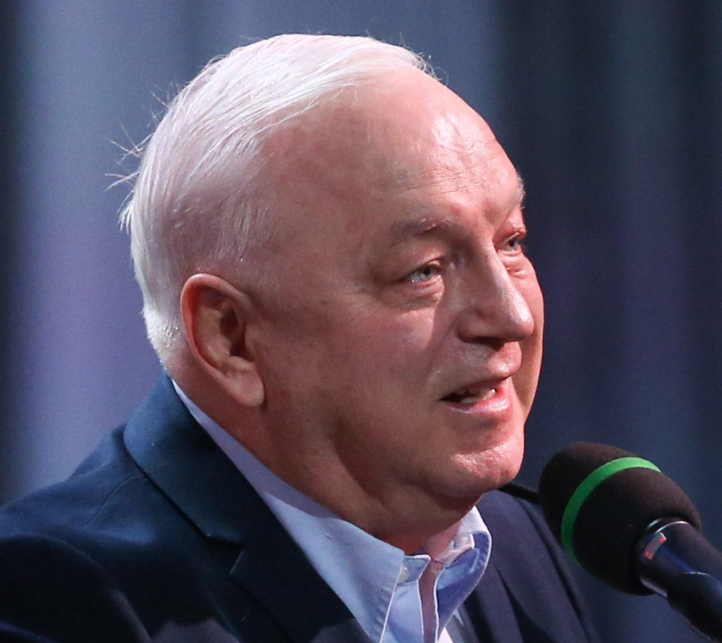 Сергей Никитин: Мне плакать не пришлось, столица и так в меня верила