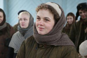 Образ Маши Яблочкиной доверили молодой актрисе Анастасии Цибизовой. Фото Виктор Хабаров.