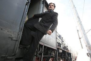 Главный герой Георгий Федотов в исполнении Артема Алексеева. Фото Виктор Хабаров.