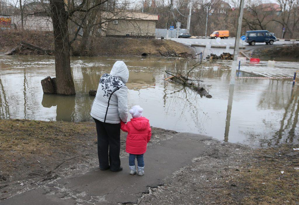 Наводнение отменяется
