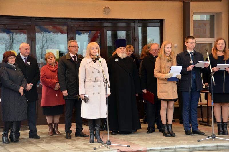 В Рязановском отметили 150-летие основания школы в Остафьеве