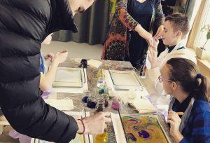 Молодые парламентарии Щербинки посетили воспитанников детского дома «Солнышко». фото предоставил Михаил Мурашов