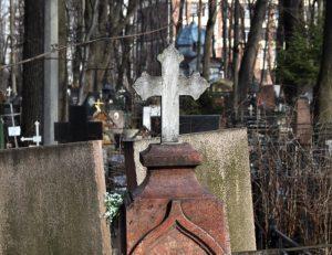 Проверка организована после обнаружения тела на Калитниковском кладбище в Москве