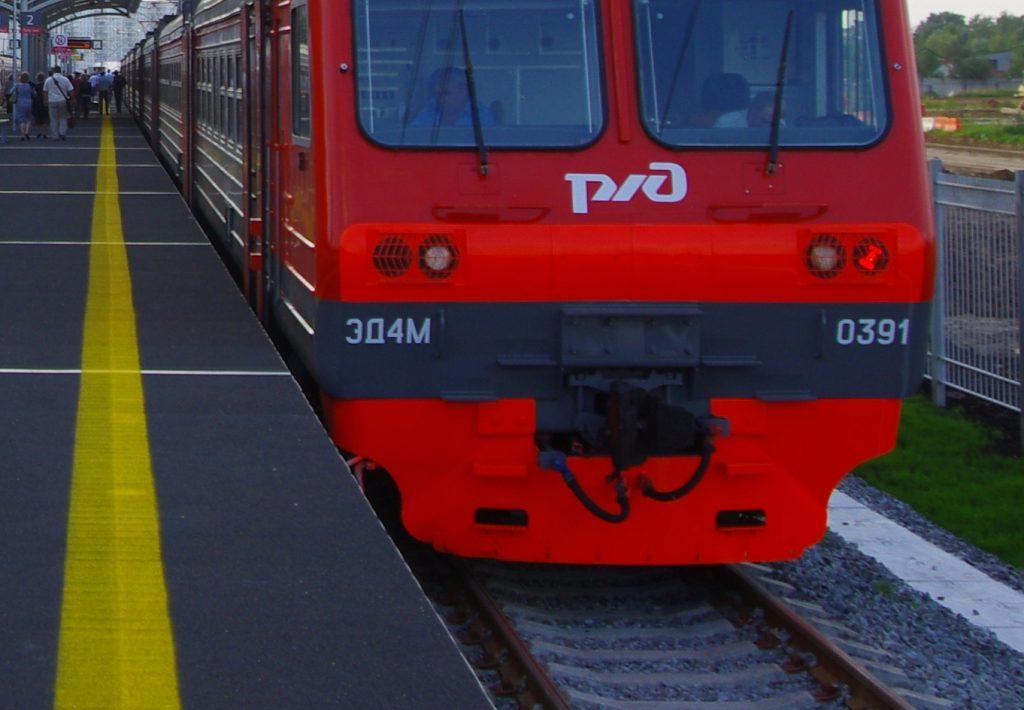 Новая железнодорожная платформа может открыться в Крекшино в 2018 году