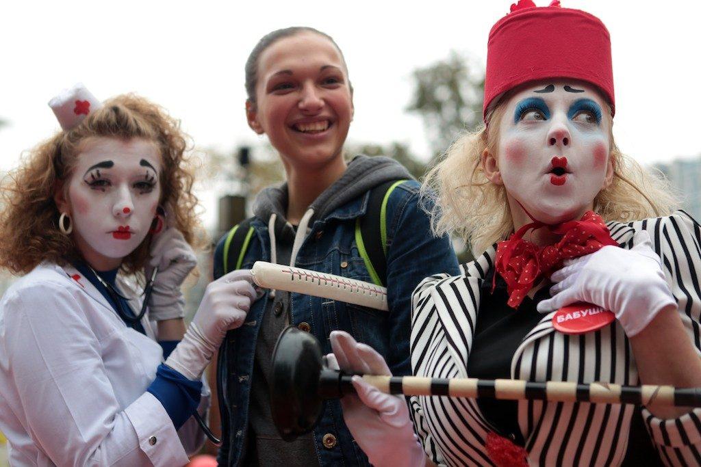 Почему сейчас «клоун» — почти ругательное слово