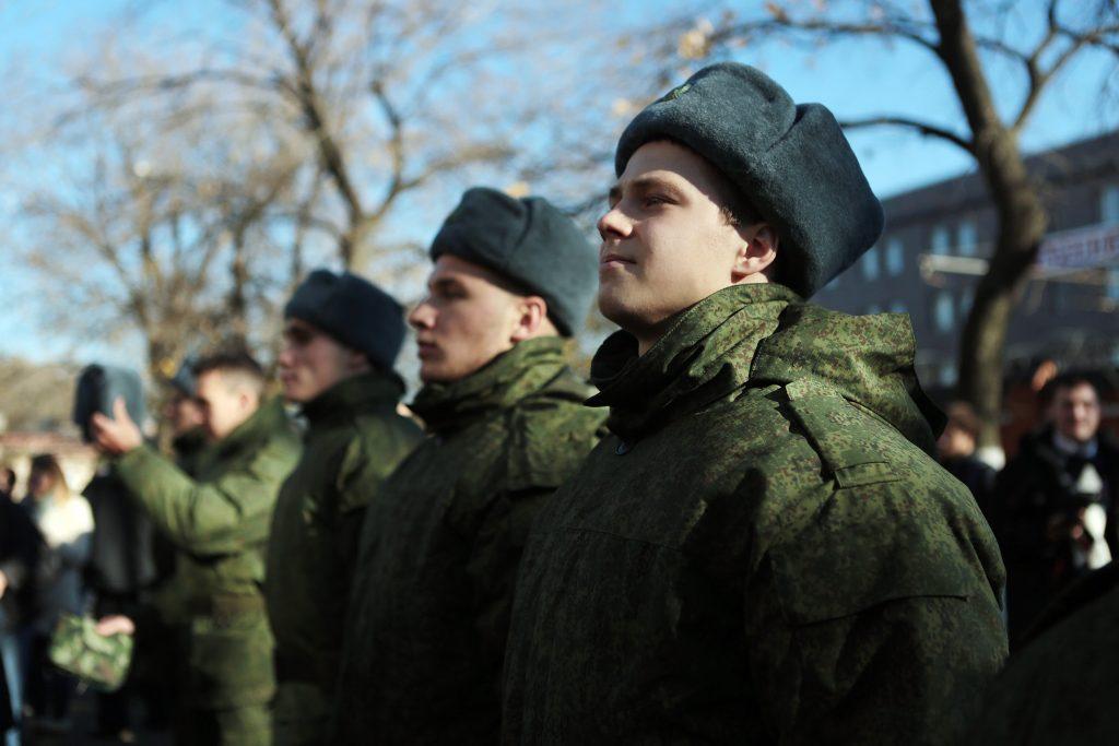 Десеновское запускает филиал военно-учетного стола