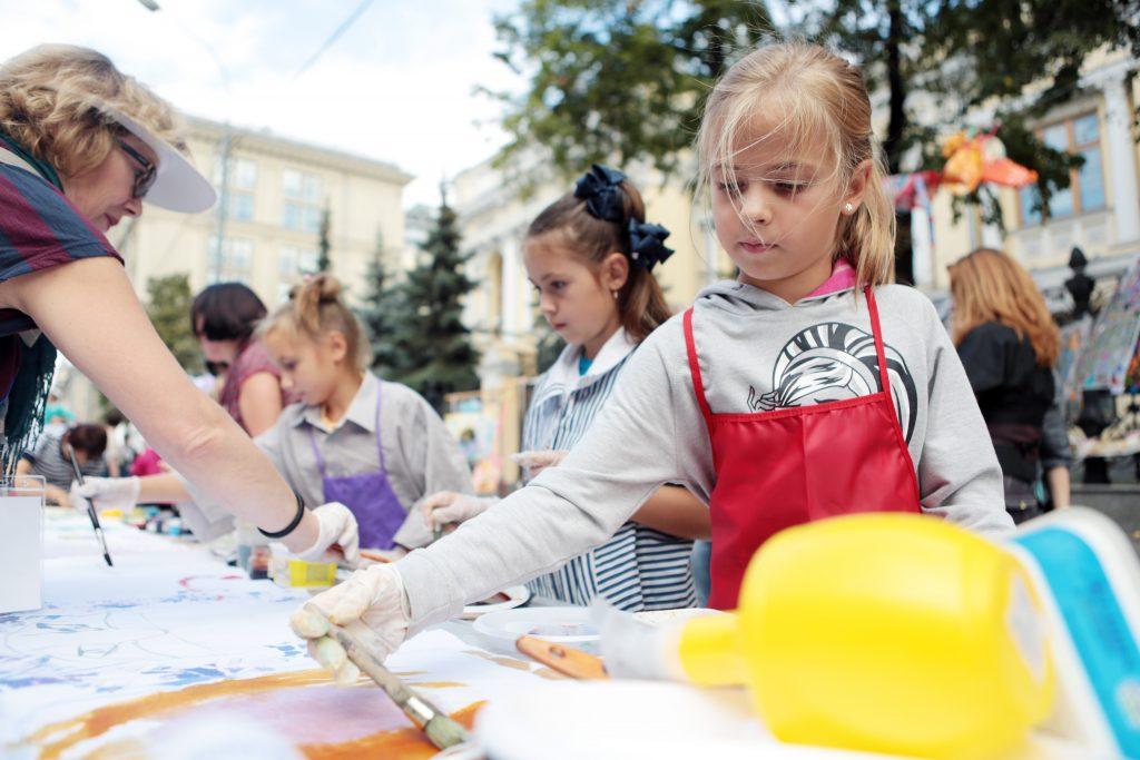 Около 100 открытых мастер-классов и лекций пройдут 1 апреля для москвичей на площадках города