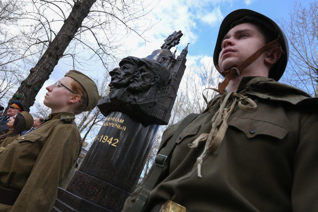 Памятник летчику Грицевцу установят во Внуковском