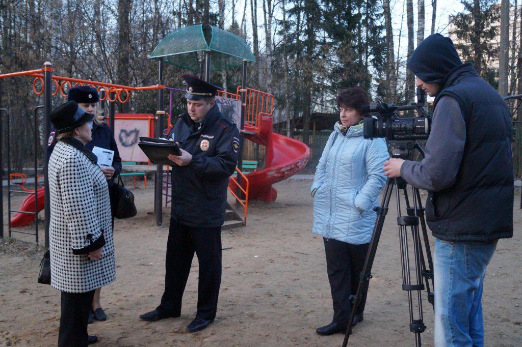 Приглашаем жителей ТиНАО на встречи с участковыми уполномоченными полиции