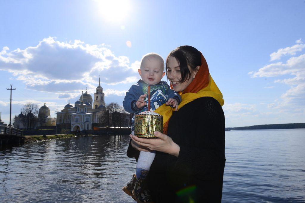В Москве пройдет Пасхальный марафон