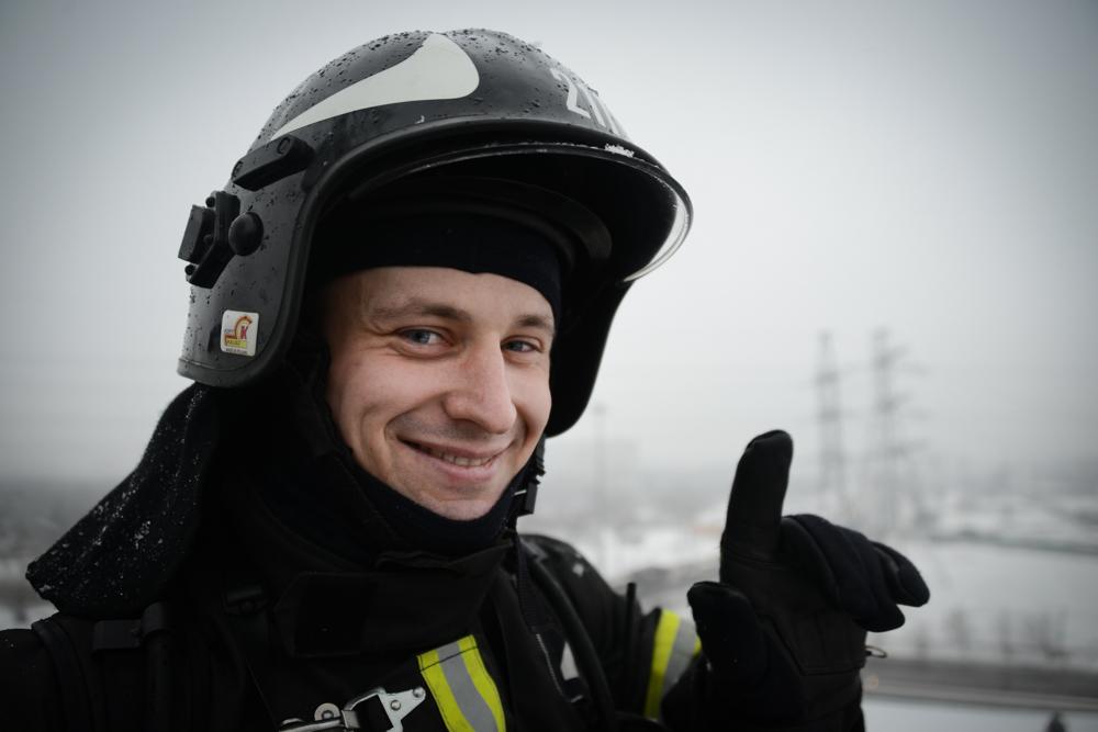К 2021-ому году вНовой столице России построят 16 новых пожарных депо