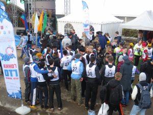 В непростой гонке приняли участие свыше двух тысяч человек. Фото: Екатерина Ганина
