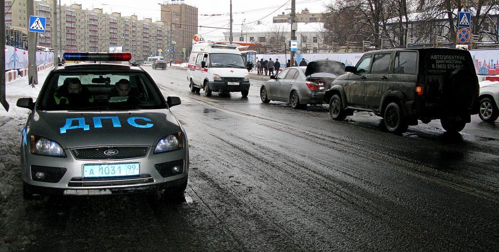 """Госавтоинспекция опубликовала список часто угоняемых машин. Фото: """"Вечерняя Москва"""""""