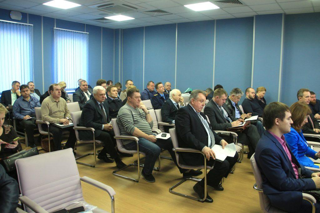 Подготовку к весеннему паводку 2017 года обсудили на заседании