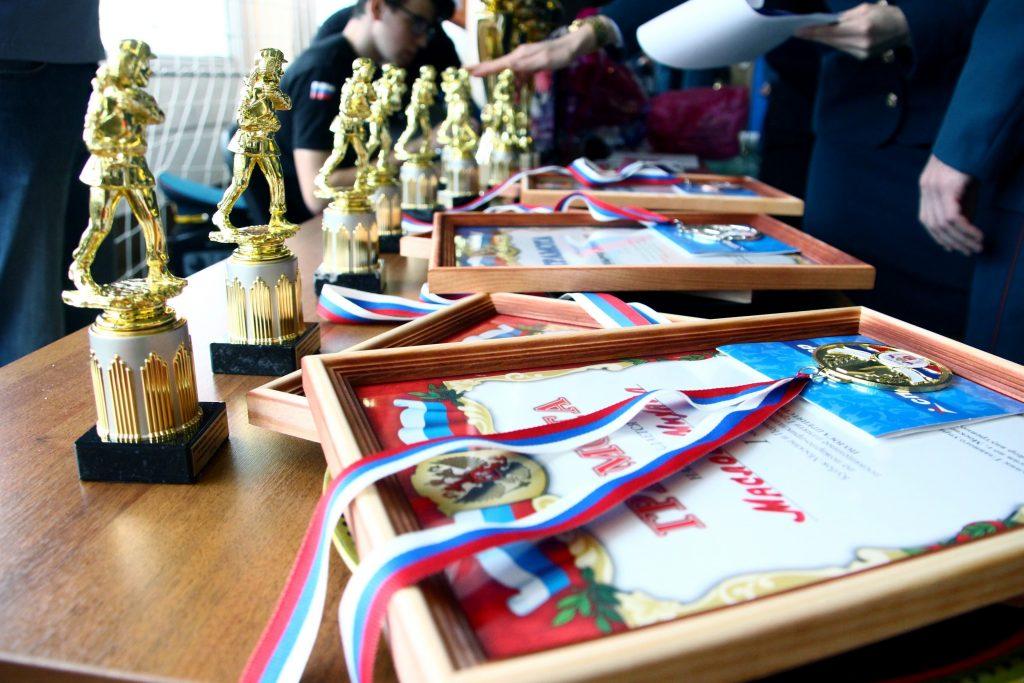 Спасатели Новой Москвы успешно выступили в Первенстве по пожарно-прикладному спорту