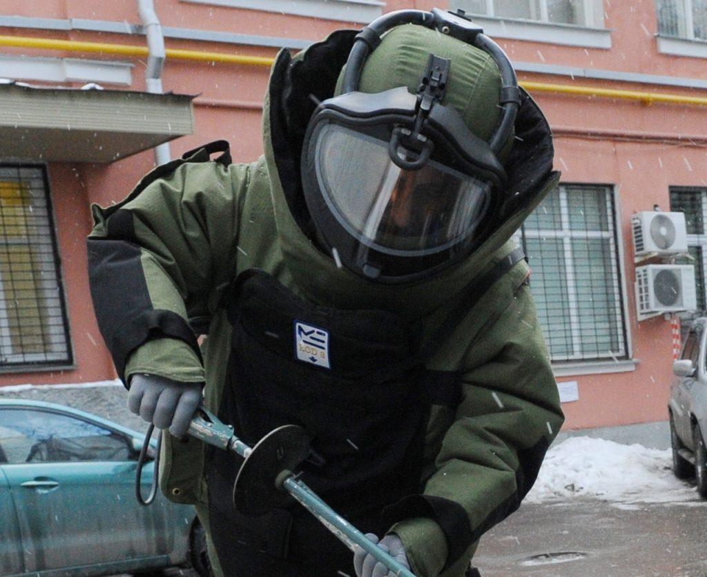 После звонка о бомбе в Москве срочно эвакуировали школу