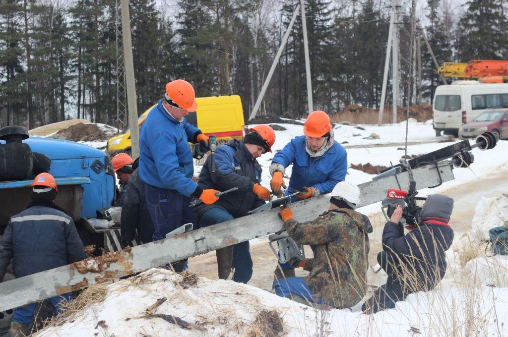 Московская электросетевая компания усилит защиту распределительных сетей