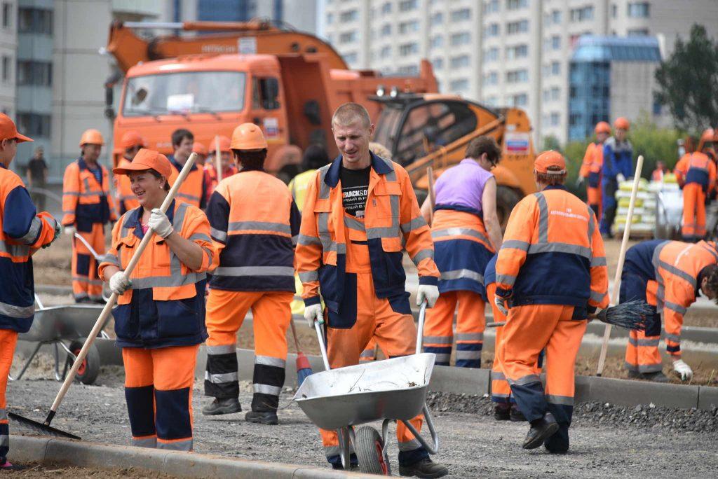 Свыше 20 километров дорог построят для дачников в Новой Москве