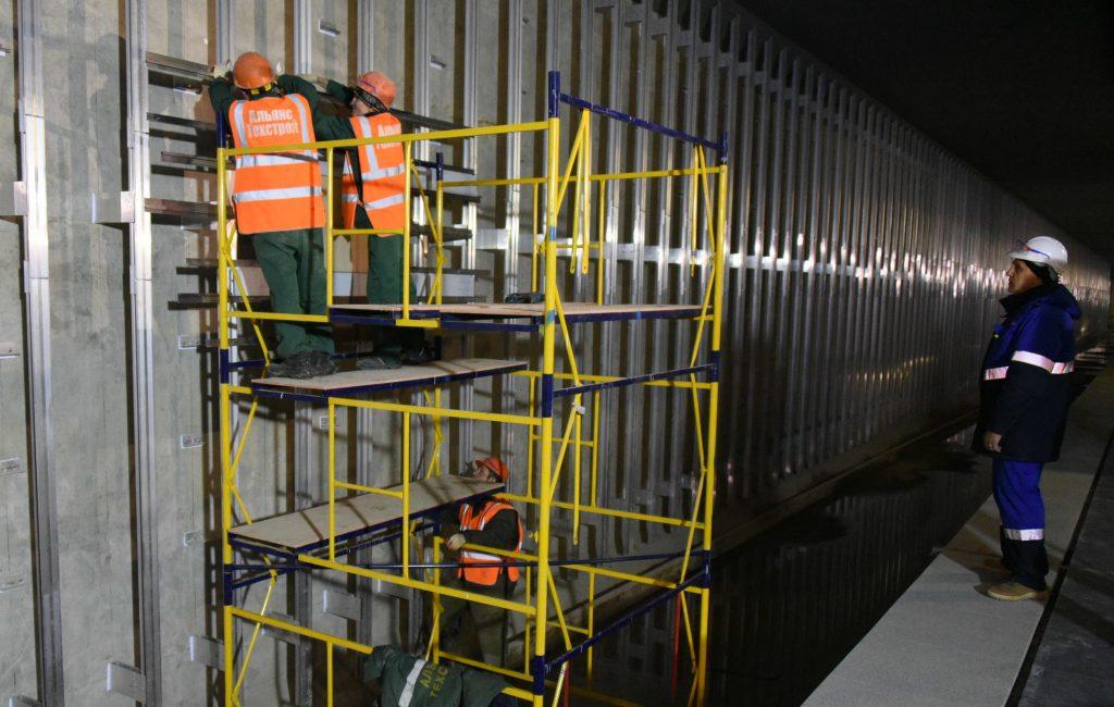 Офисно-складской комплекс ввели в эксплуатацию в Сосенском