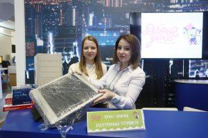 Москвичи подарили более тысячи гаджетов в рамках «Доброго дела»