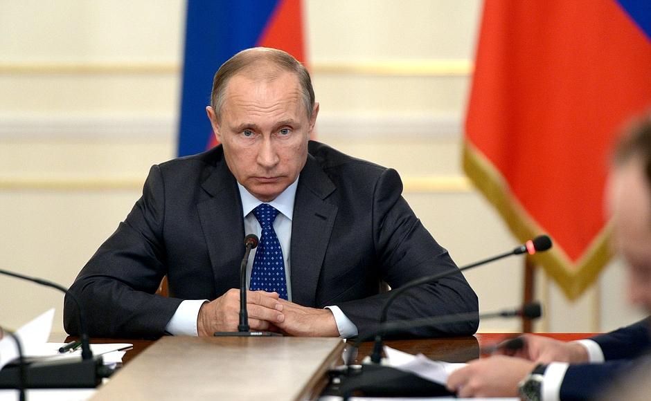 Россияне вновь выразили доверие работе Владимира Путина