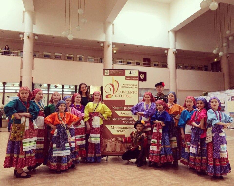 Ансамбль «Зоренька» из Сосенского стал двукратным победителем Международного фестиваля