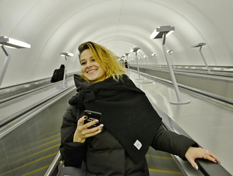 Мобильное приложение «Метро Москвы» станет удобнее
