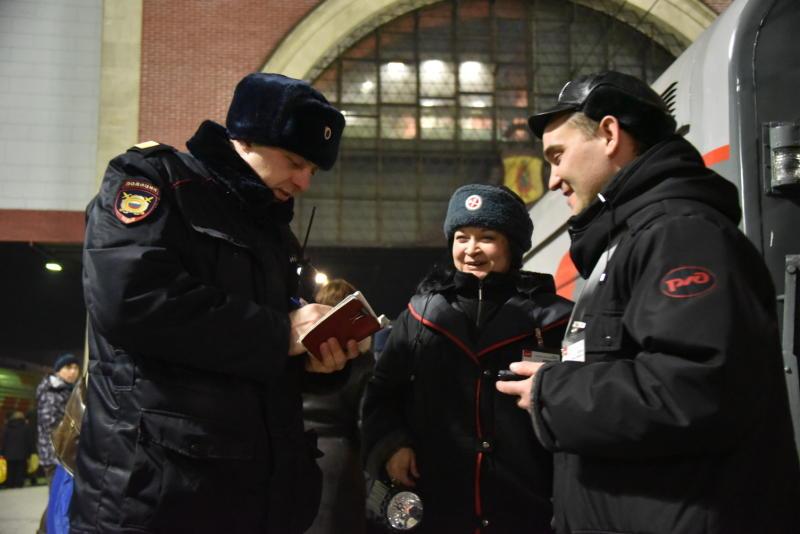 Анонимный звонок о бомбе на Курском вокзале оказался ложным