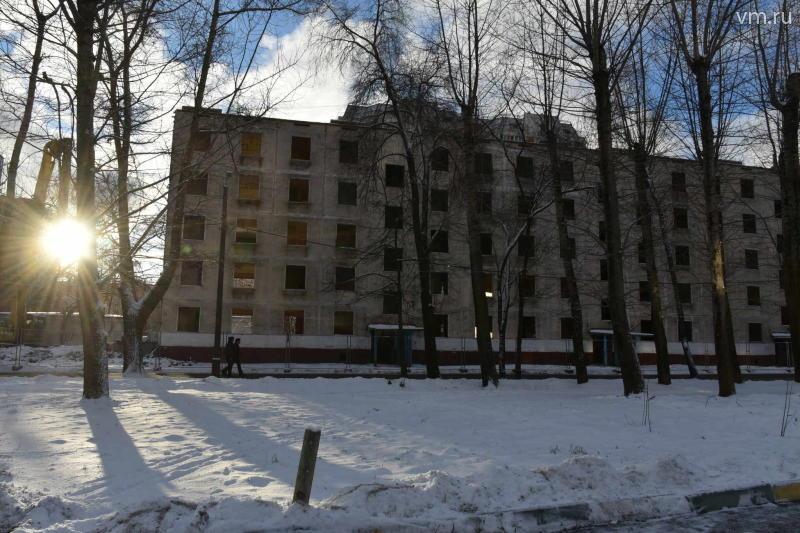 Проект закона о реновации жилья направли в Госдуму