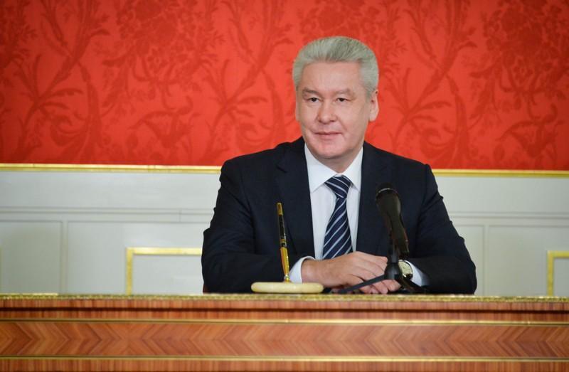 Собянин отметил рост производства в московской промышленности