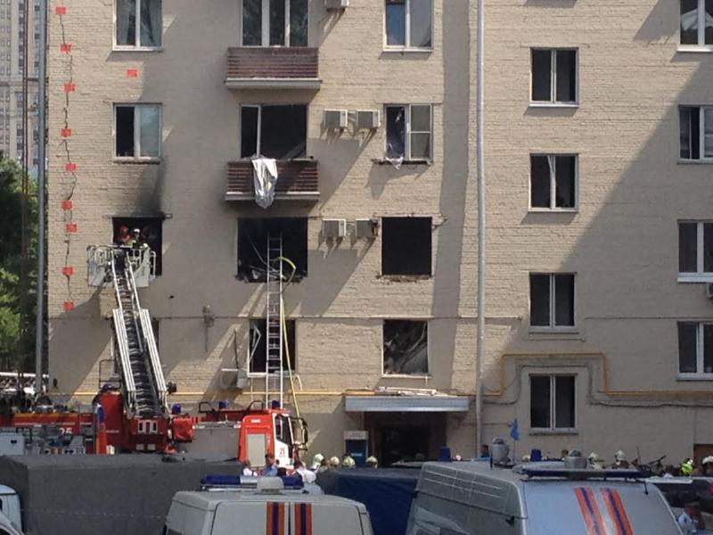 В Москве предложили способ борьбы со взрывом бытового газа