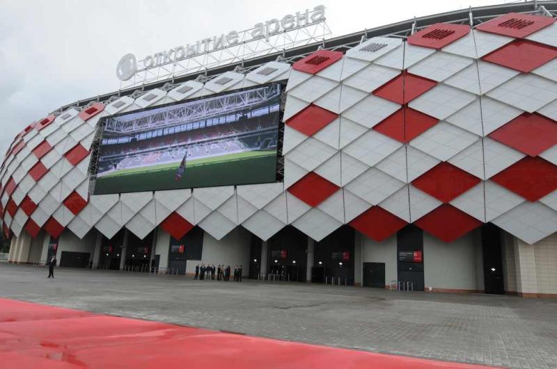До начала Кубка конфедераций ФИФА осталось меньше 100 дней. Фото: Владимир Новиков
