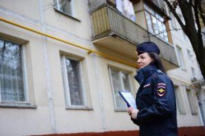 """Участковые отчитаются перед жителями новых округов. Фото: архив, """"Вечерняя Москва"""""""