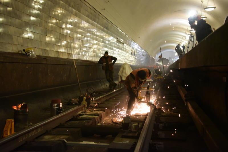 Центральный участок Калужско-Рижской линии метро закроют на день