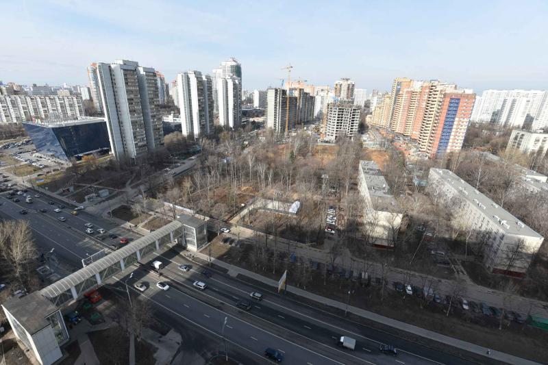Новый жилой микрорайон могут построить в Вороновском