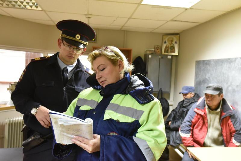 Профилактическая операция «Нетрезвый водитель» прошла в Новой Москве