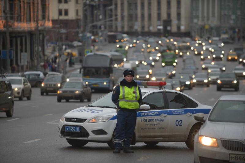 Полиция предупредила о незаконности митинга 26 марта