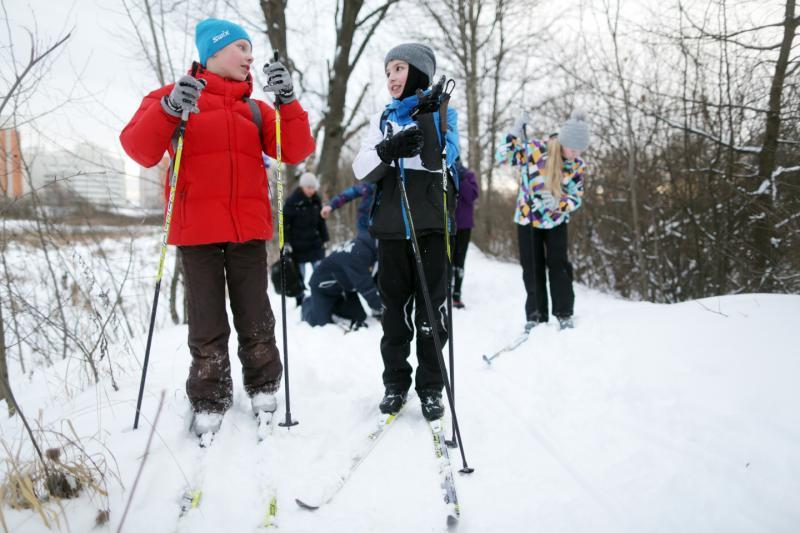 Новую лыжную базу планируют построить в Троицке