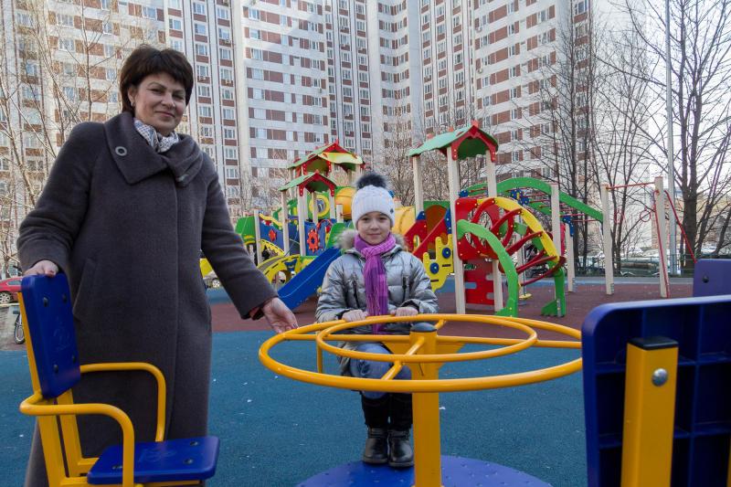 За 4,5 года население Новой Москвы увеличилось в полтора раза