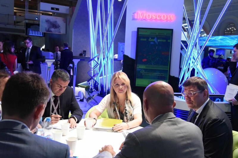 Московский экономический форум открылся в столице