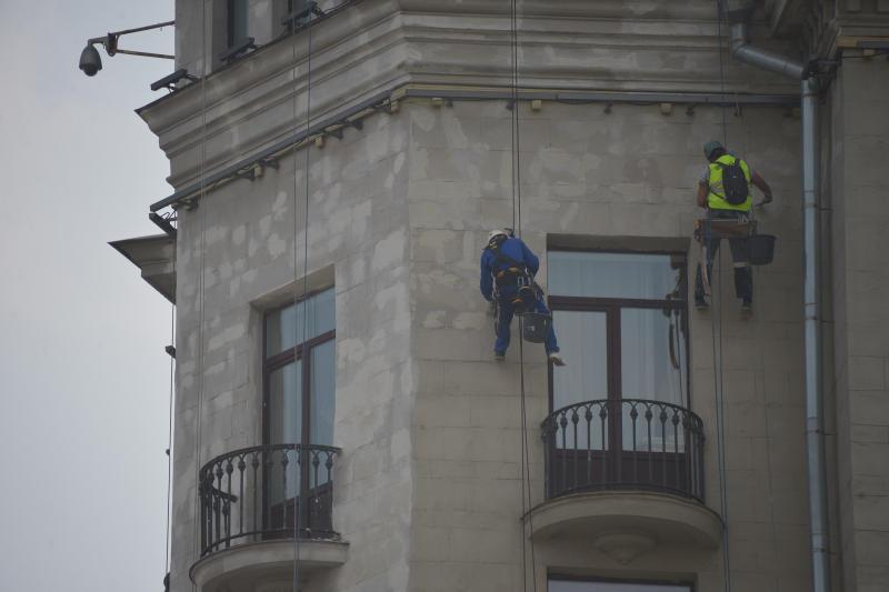 Фасады четырнадцати домов отремонтируют в Михайлово-Ярцевском